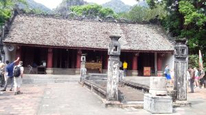 Dinh Temple at Hoa Lu